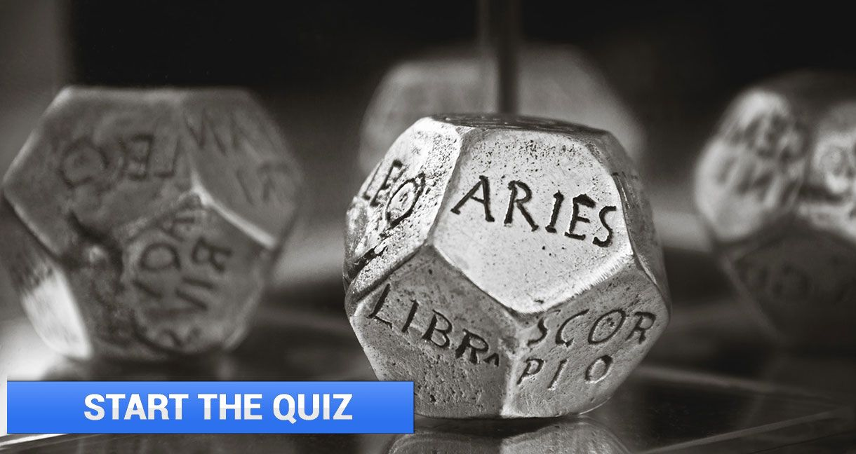 Guess The Zodiac Sign Based On The Personality | TheQuiz