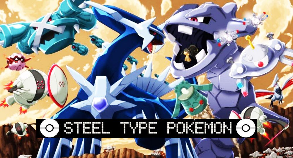 Can You Name All These Steel-Type Pokémon? | TheQuiz
