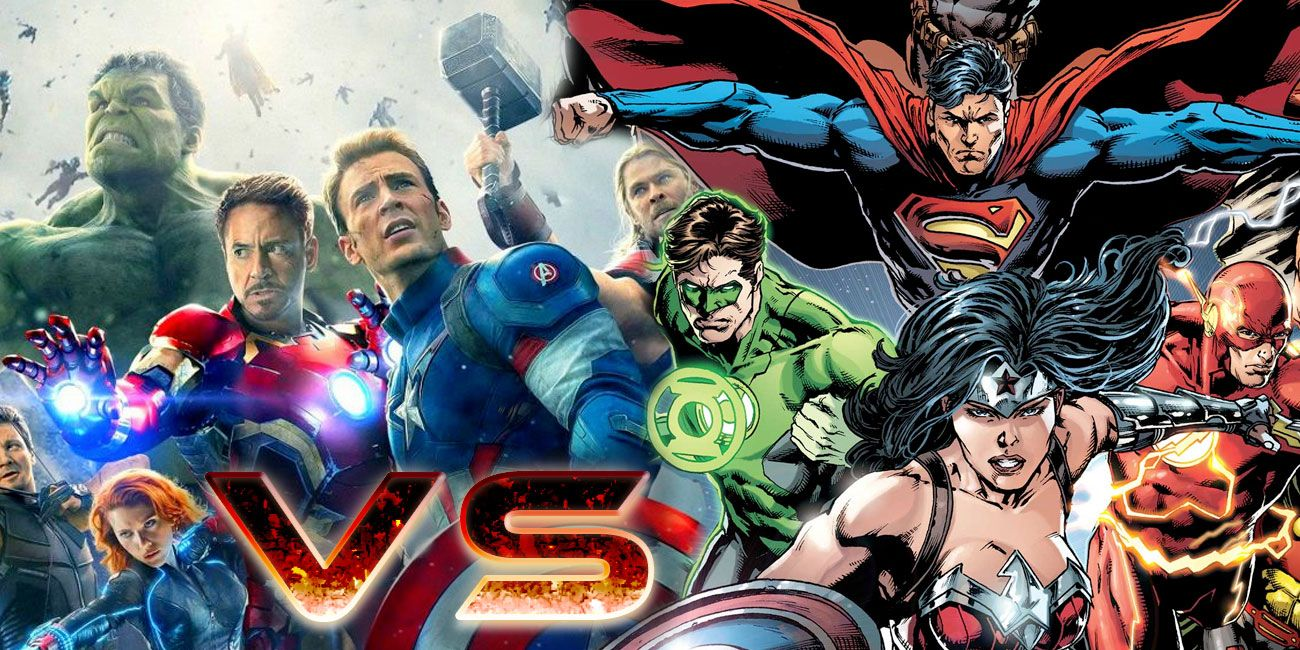 Would You Be In The Avengers Or The Justice League? | TheQuiz