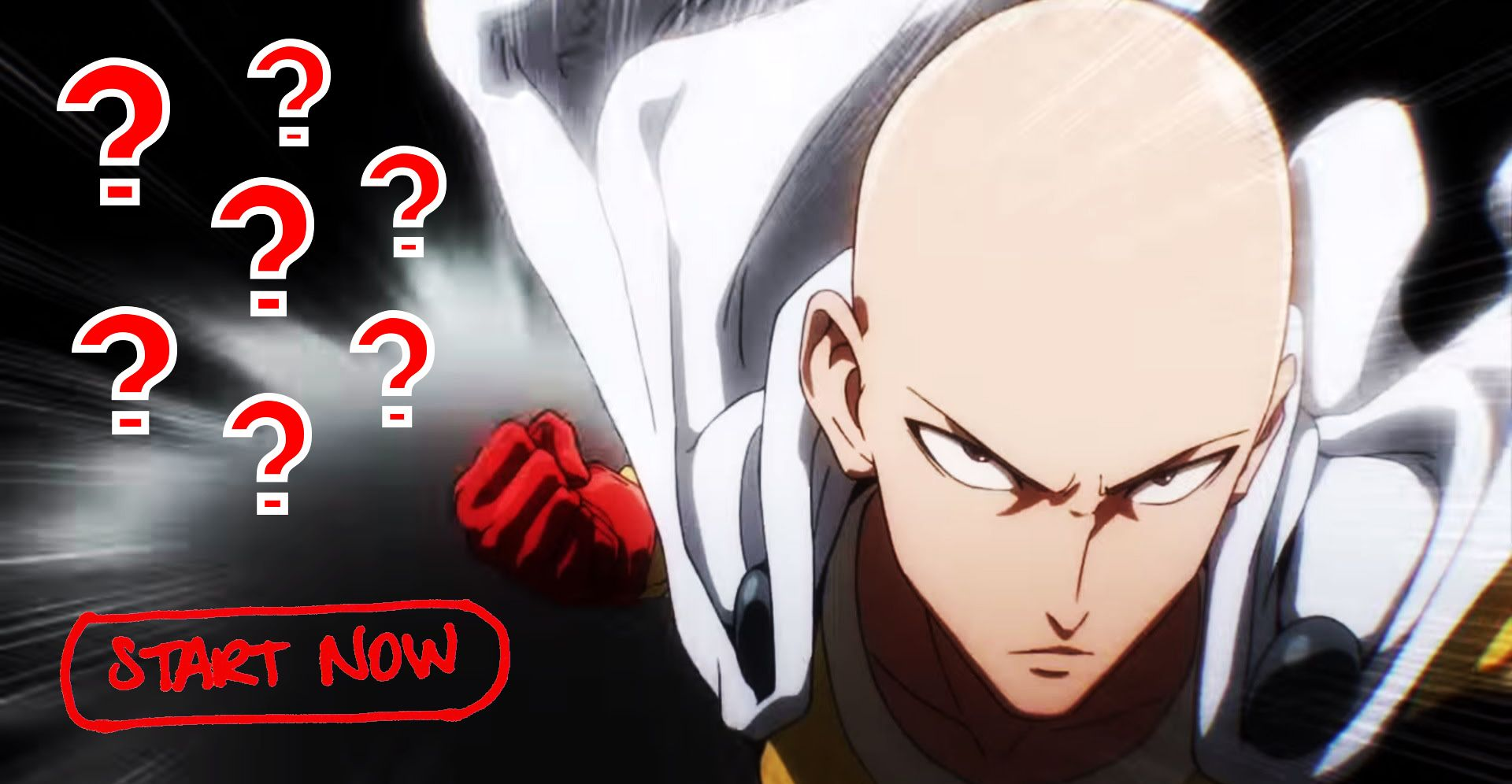 Are You A One-Punch Man Master? Prove It! | TheQuiz