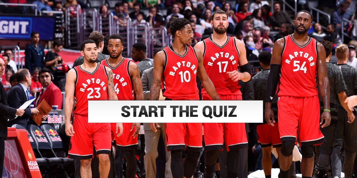 e45691f316a Only The Biggest Toronto Raptors Fans Can Score 100% On This Quiz