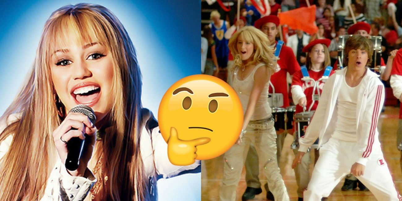 People Over 25 Will Fail This Disney Channel Quiz