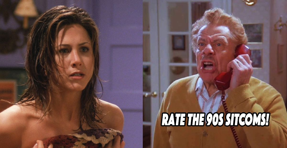 Rate These 90s Sitcoms And We'll Guess How Unfunny You Are!