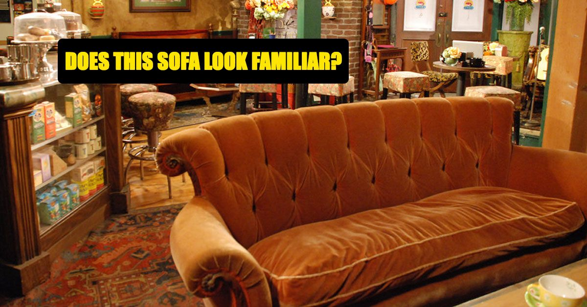 Groovy We Bet You Cant Match The Sofa To The Tv Show Thequiz Theyellowbook Wood Chair Design Ideas Theyellowbookinfo
