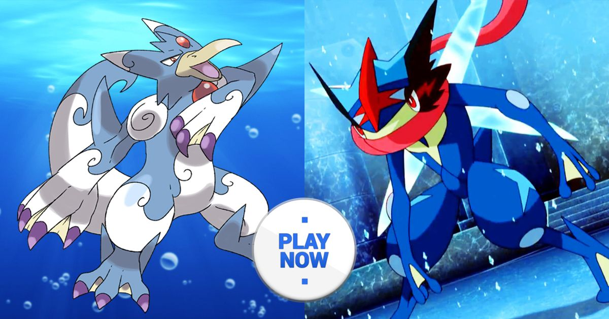 Are These Water Type Pok 233 Mon Real Or Fake Thequiz