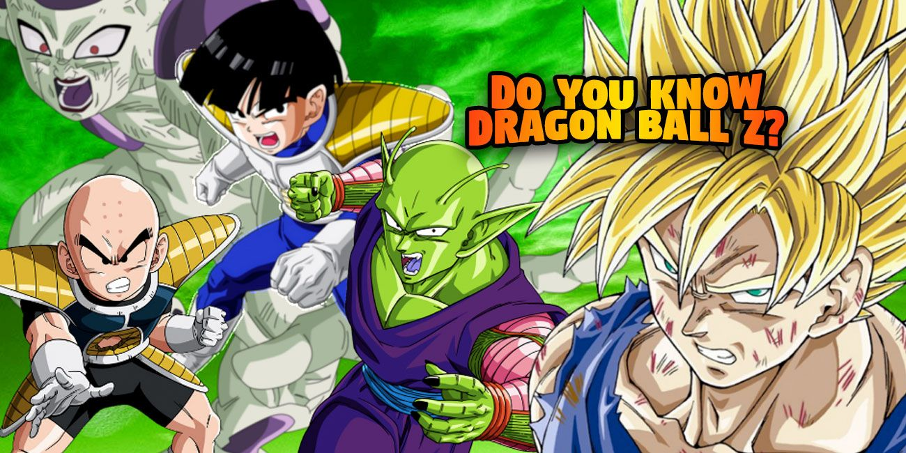 Only A True Hero Can Pass This Dragon Ball Z Quiz   TheQuiz