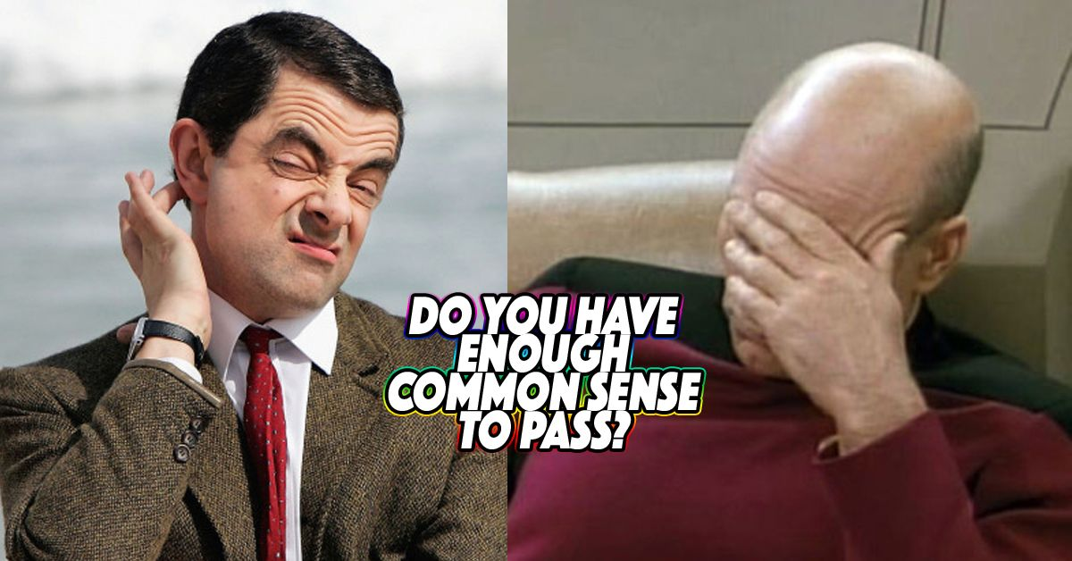 Only 4 5 People Have Enough Common Sense To Pass This Test