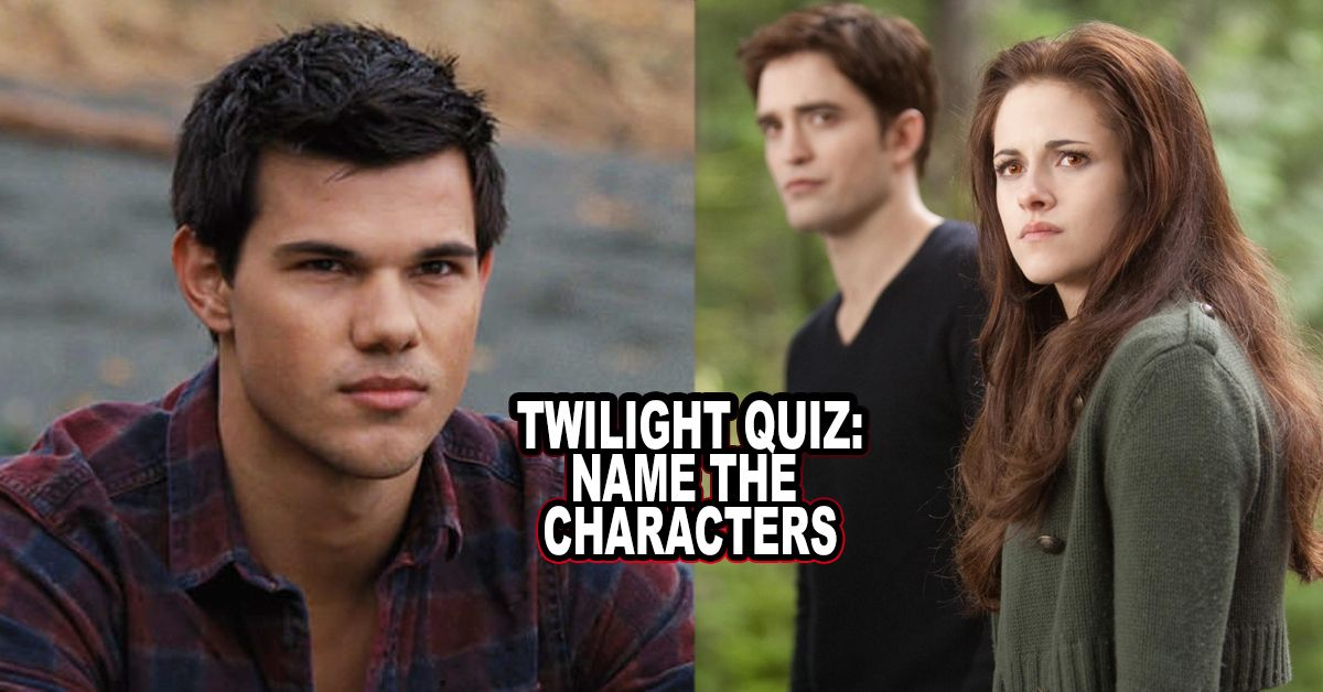 twilight character names