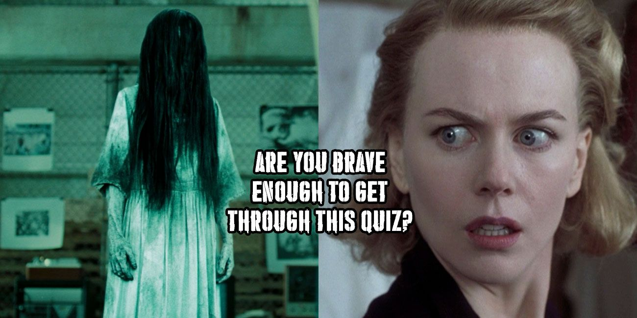 If You Fail This Horror Movie Quiz, You're Definitely A