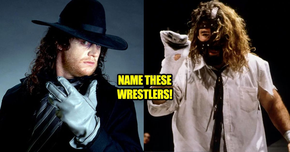 if you can u0026 39 t name all these 90s wrestlers  you u0026 39 re not a