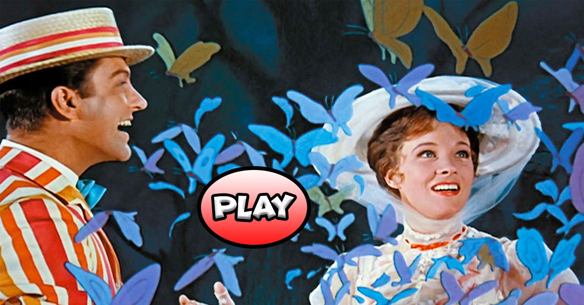 Only A Fan Of The Classics Can Get 100% On This Mary Poppins