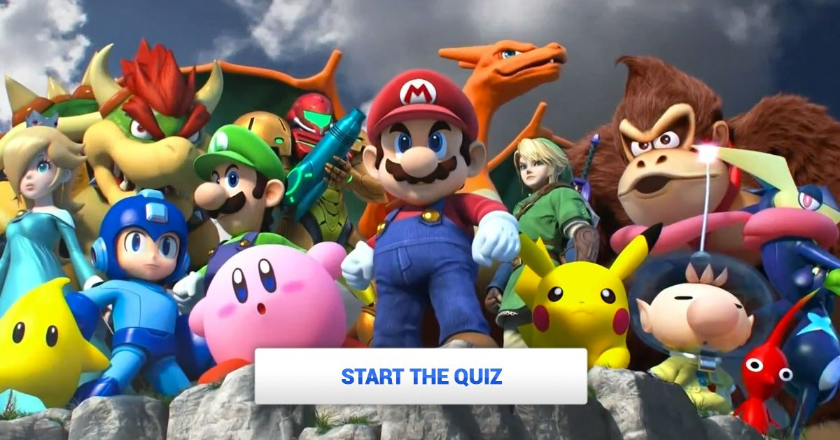 Pick Some Favorite Smash Bros Characters And We'll Choose