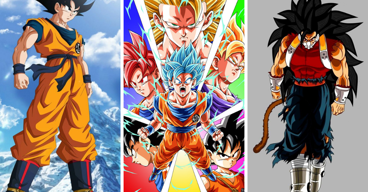 Whoever Cant Name These Dragon Ball Z Characters Should Just Quit